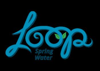 Loop Spring Water Sponsor Logo