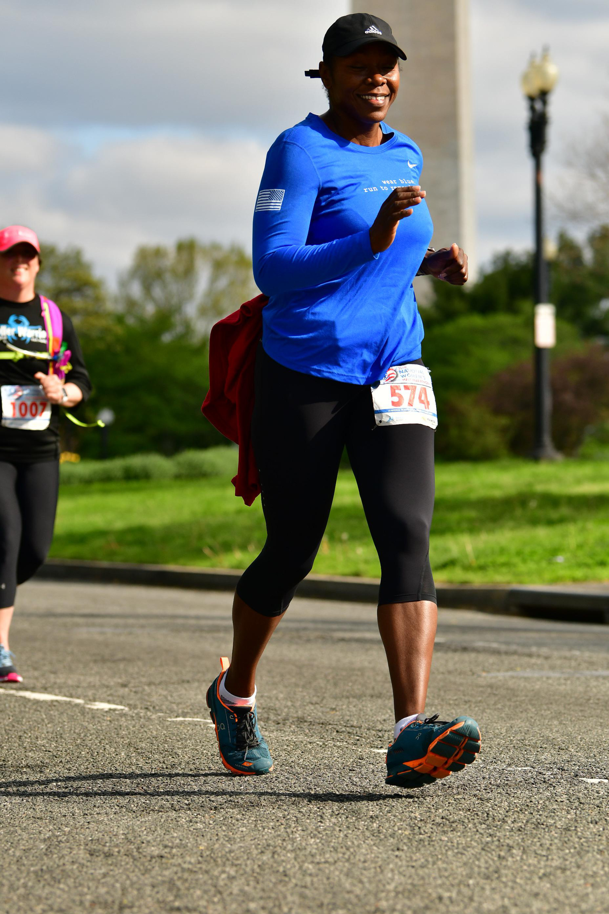 2018 National Women's Half Marathon
